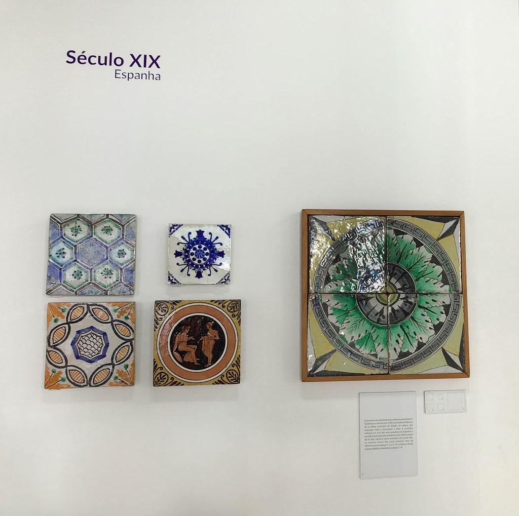 Museu de Azulejaria e Cerâmica foto: Gabriel Caino